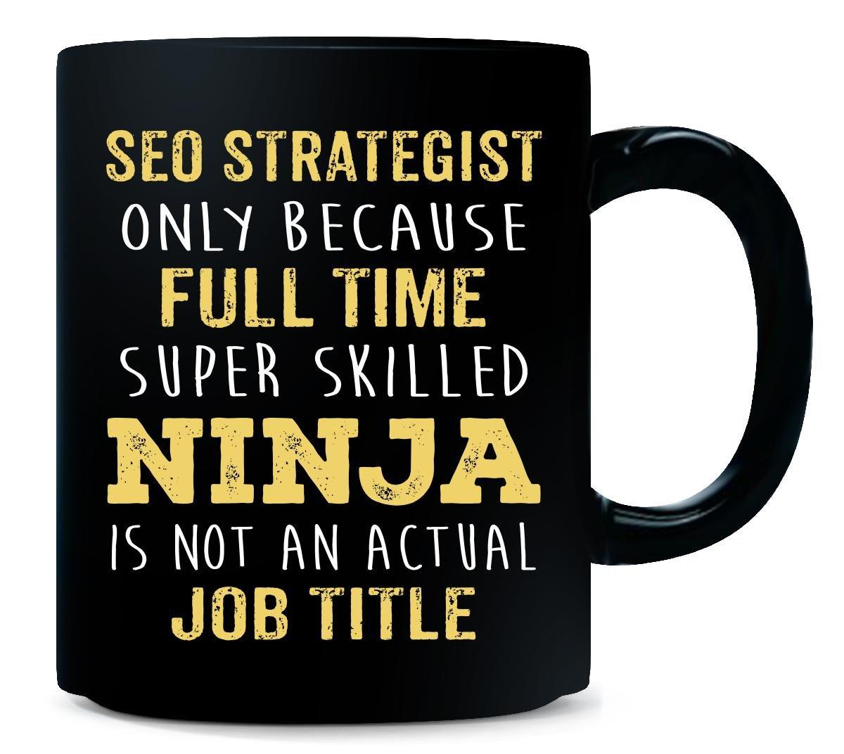 Amazon.com | Best Gift Idea For A Super Skilled Ninja Seo ...