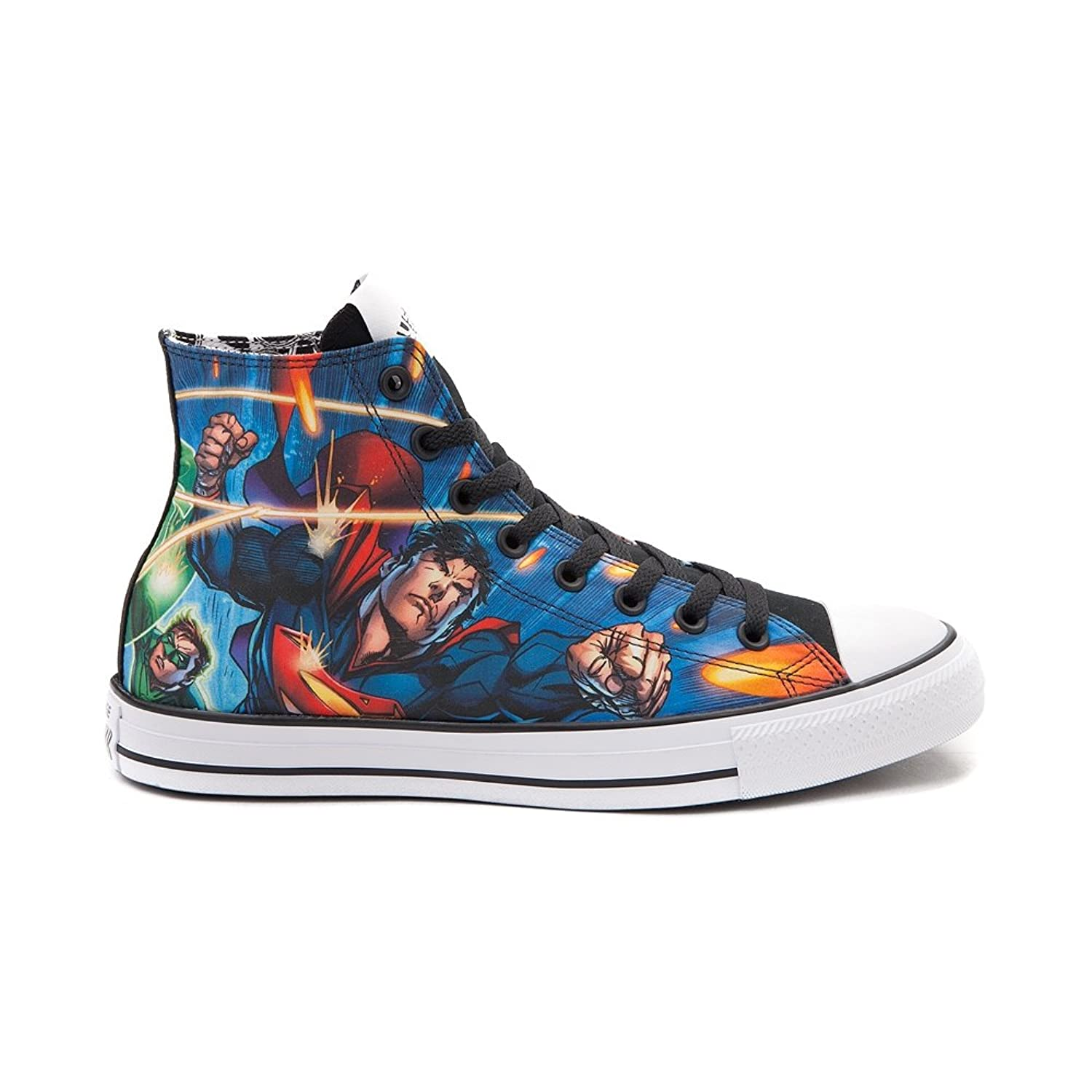 Amazon converse dc comics chuck taylor all star sneakers shoes geenschuldenfo Images