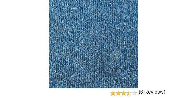 Amazon.com: 6\'x20\' - Bright Blue - Indoor/Outdoor Carpet: Kitchen ...
