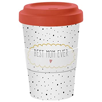 Lid Mug With Bpa 451277Eco Ppd Silicone Free Cup Travel FJ1clK