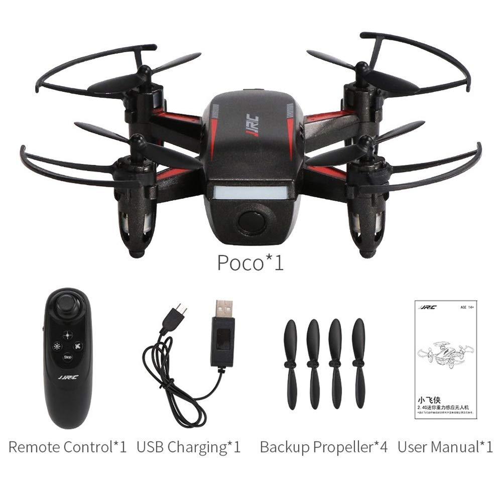 Wapipey Mini RC Drone G-Sensor Control Presión de Aire Altitud ...