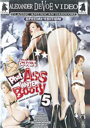 Alexander Devoes Phat Ass White Booty 5 Devoe Video Fm Dvd