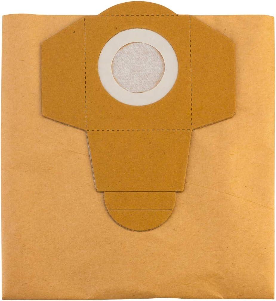 5 Unidades Rojo Einhell 2351180 Bolsas de Palpel de 40 L
