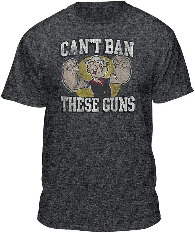 Amazon.com: Popeye el Marinero hombre can t Ban pistolas de ...