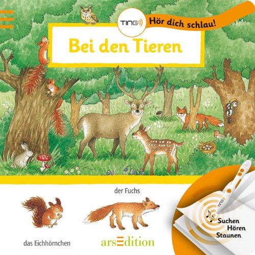 TING - Bei den Tieren: Suchen, hören, staunen