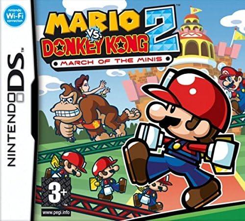 Nintendo Mario vs. Donkey Kong 2: March of the Minis - Juego (Nintendo DS, Rompecabezas, Nintendo Software Technology (NST), E (para todos), Italian): Amazon.es: Videojuegos