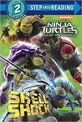 Amazon.com: Shell Shock (Teenage Mutant Ninja Turtles: Out ...