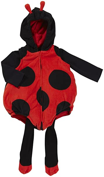 47a2258e4 Image Unavailable. Image not available for. Color: Carter's Costume -  Ladybug- 12 Months