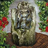 Best Bits and Pieces Bits and Pieces Indoor Fountains - Bits and Pieces - Indoor/Outdoor Lion Tabletop Fountain Review