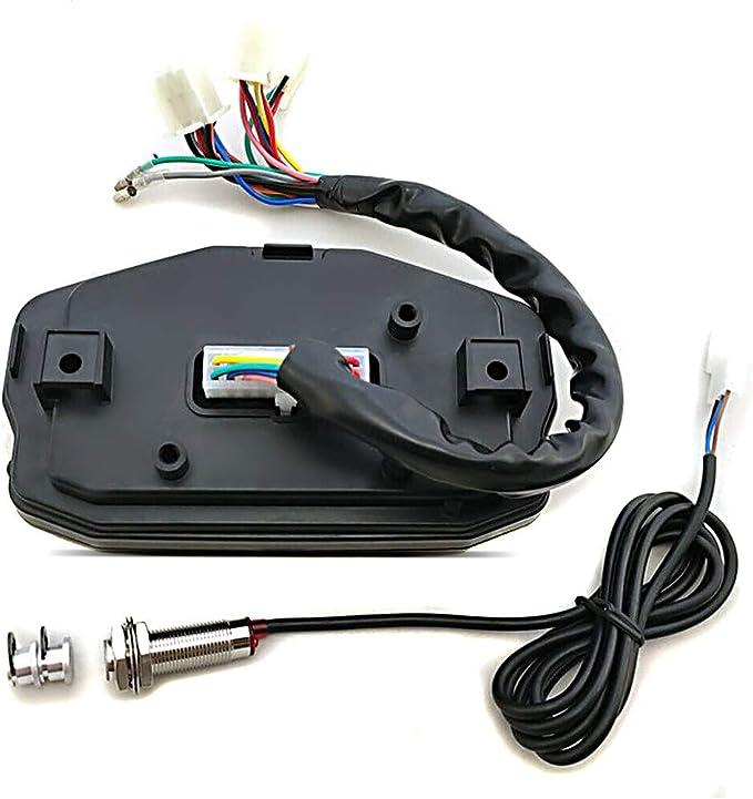 Tachimetro Digitale per Honda CBR 600 RR//F//Sport CXS