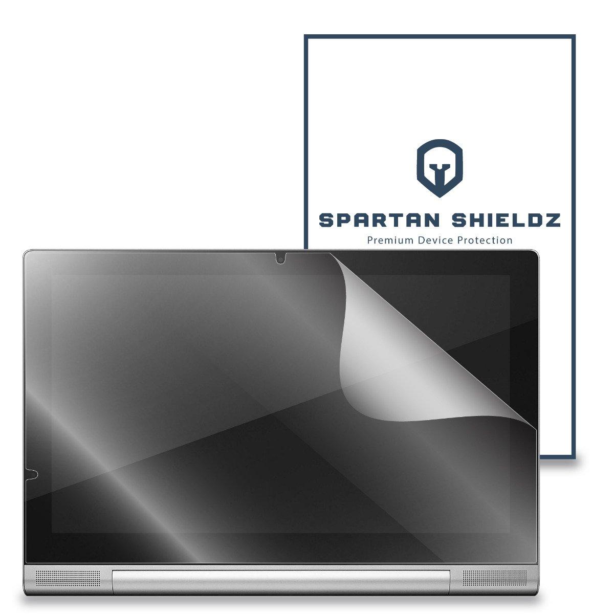 6X - Spartan Shields HD Screen Protector For Lenovo Yoga Tablet 2 Pro 13.3