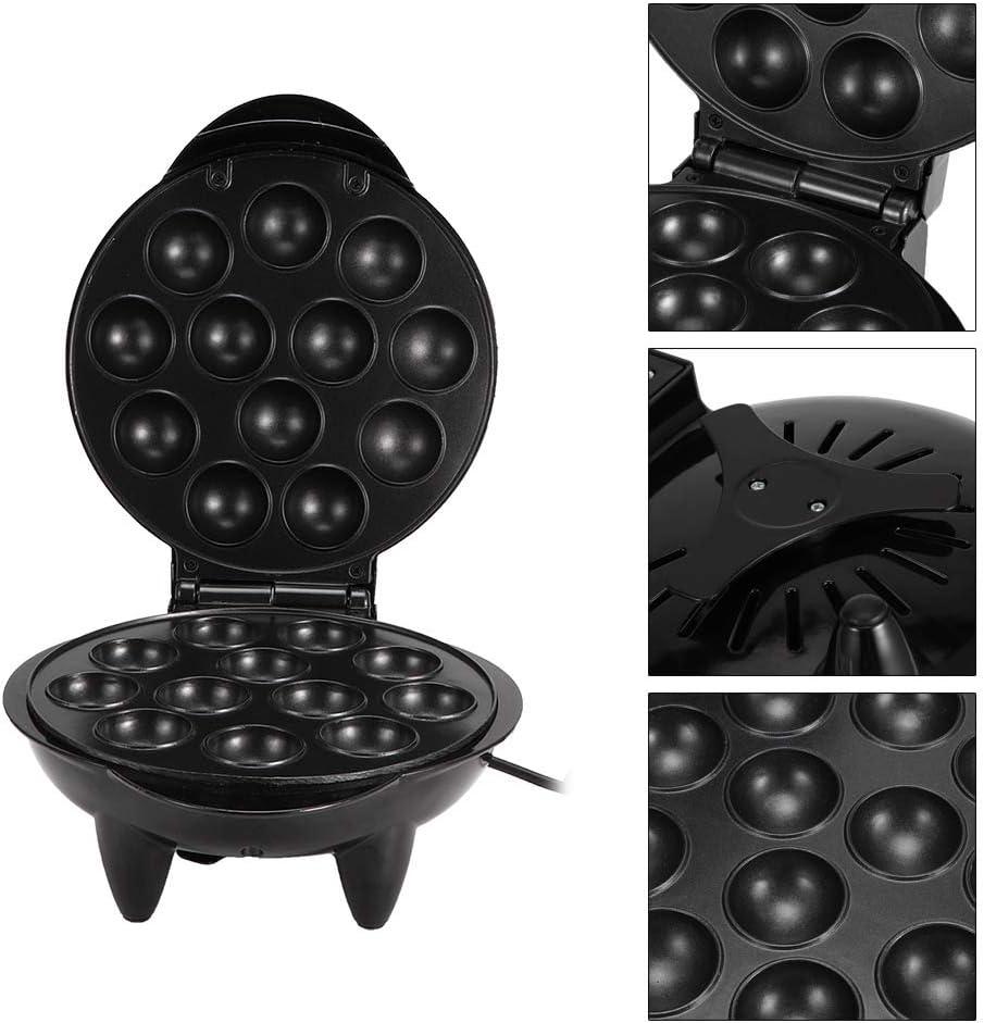 Machine /à boulettes de viande de poulpe 1200w Dagong machine /à Takoyaki de chauffage double face machine multifonction /à gaufres aux /œufs machine /à souffler boulette de viande de poulpe domestique