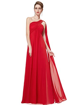 Review Ever-Pretty Women's One-Shoulder Evening Gown