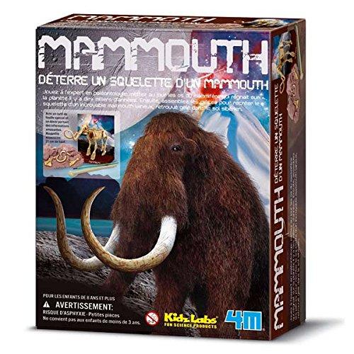 4m - Dinosaure Mammouth À Déterrer