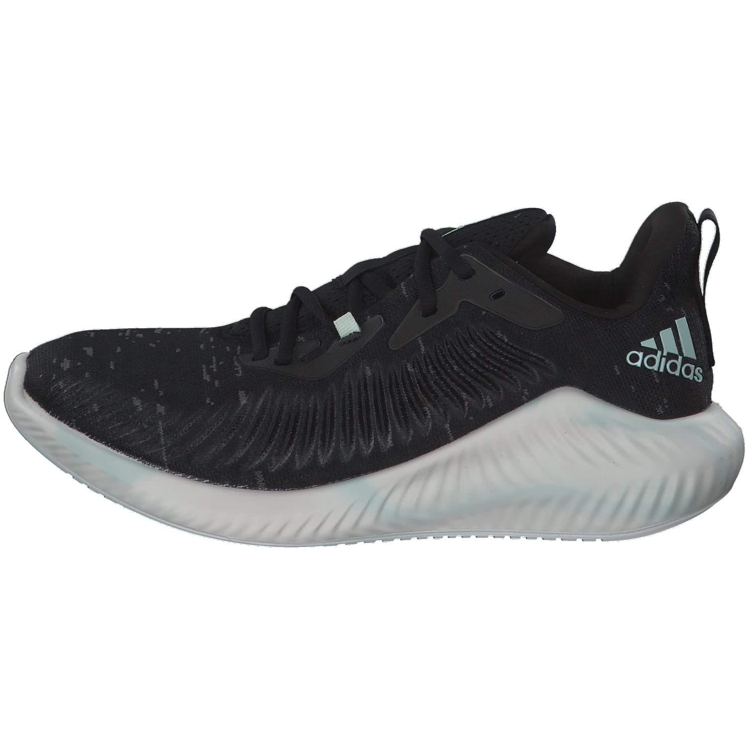 hipocresía Notorio mermelada  Buy Adidas Men's Alphabounce+ Parley Cblack/Lingrn/Ftwwht Running Shoes - 6  UK (39 EU) (G28372) at Amazon.in