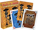 Check out this fabulous deck of playing cards featuring Day of The Dead artist David Lozeau. Edgy, modern and all David Lozeau.