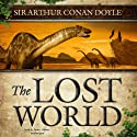 The Lost World Hörbuch von Arthur Conan Doyle Gesprochen von: James Adams