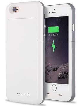 Cargador de batería para iPhone 6S caso, iPhone 6 caso ...