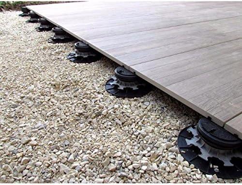 Plot autonivelant pour terrasse 29 39 mm