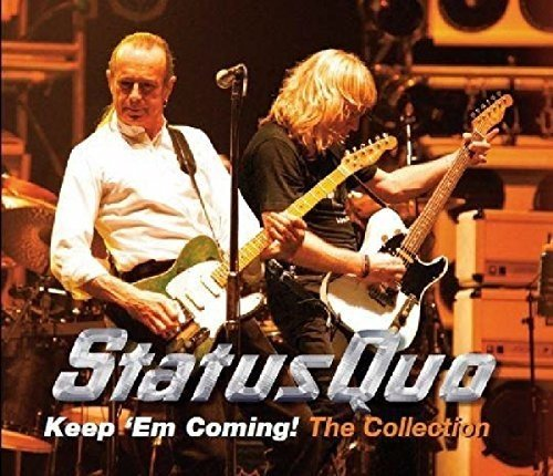 Status Quo - Keep Em Coming - The Collection - Zortam Music
