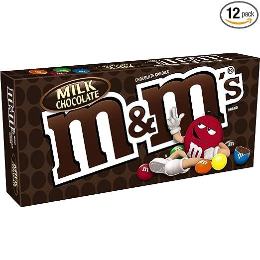 M&M'S Milk Chocolate Candy