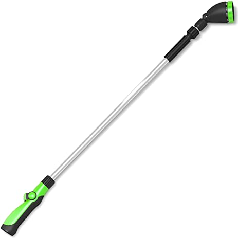 Lovely Sleek Garden Ultra Reach 40 In Watering Wand U201328 In Garden Hose With  Convenient 12