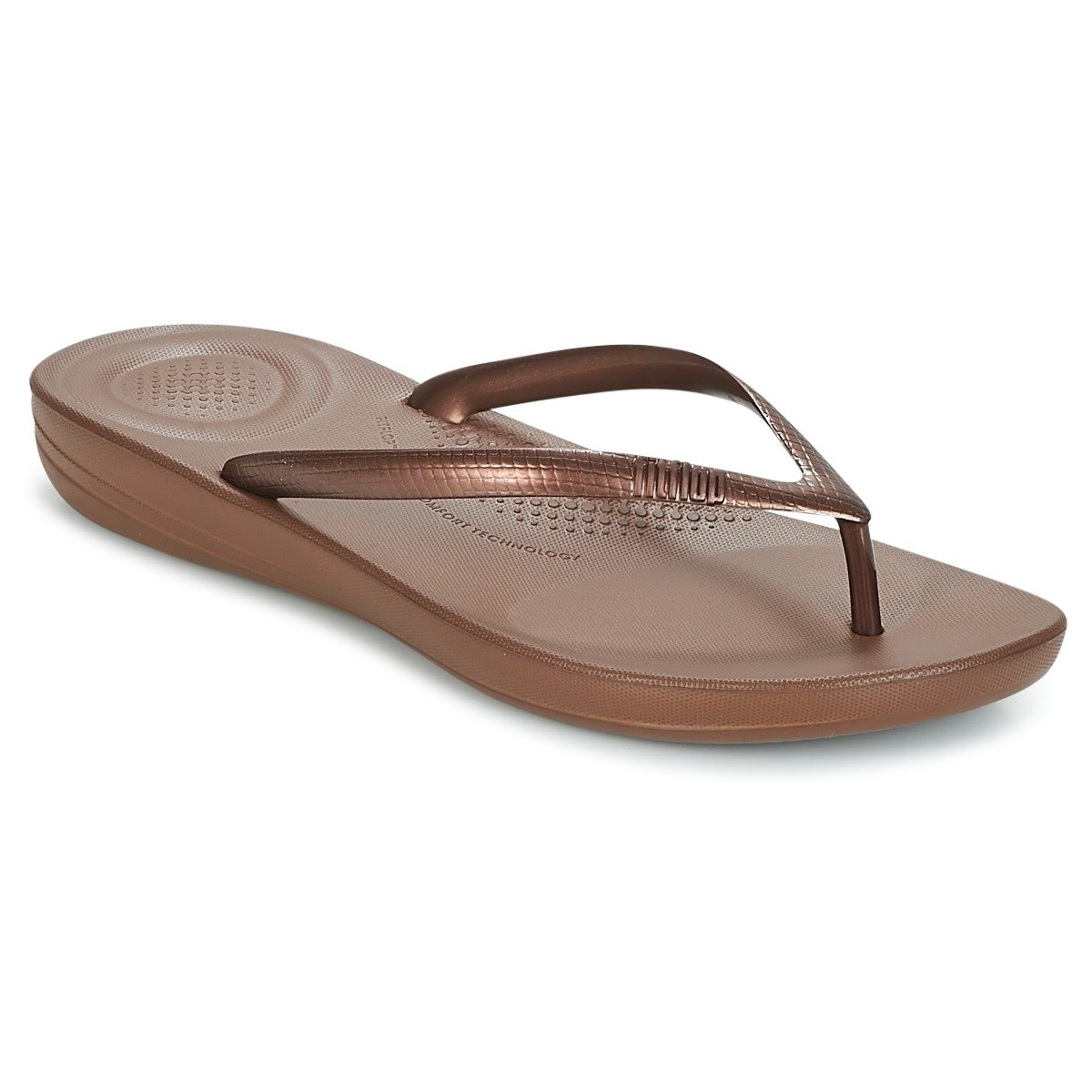 59d502be4 Fitflop Women Iqushion Ergonomic Flip-Flops Toe Thong Sandals   Amazon.co.uk  Shoes   Bags