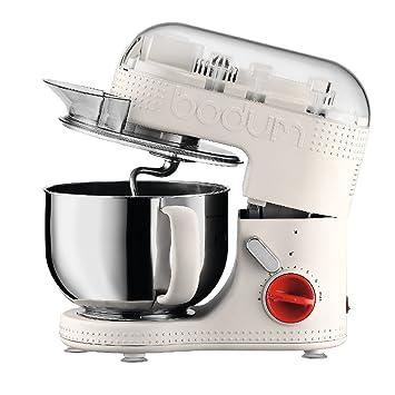 Bodum BISTRO Elektrische Küchenmaschine (Saugfüße, 4,7 Liters Inhalt,  700 Watt