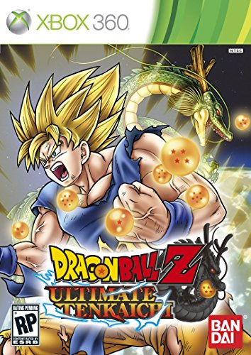 Dragon Ball Z: Ultimate Tenkaichi (Z Dragon Xbox Ball 360)