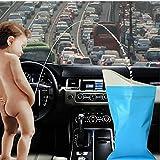 UXOXAS Car Use Unisex Deodorant Disposable Outdoor Travel Use Urine Bag Vomit Sick Bags(4 pcs/lot) Miniature Toilet