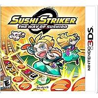 Sushi Striker: The Way of the Sushido - Nintendo 3DS - Standard Edition