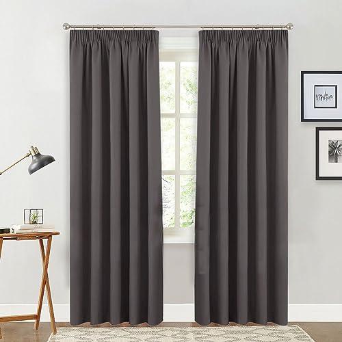 Bay Window Curtains Amazon Co Uk