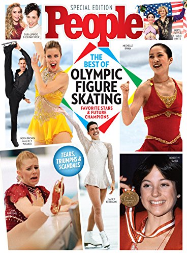 PEOPLE The Best of Olympic Figure Skating: Favorite Stars & Future Champions