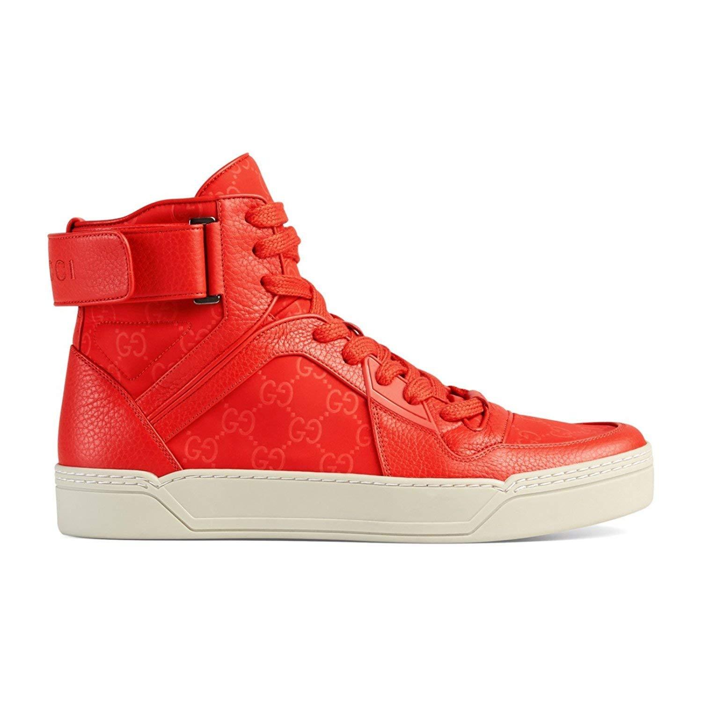 7edc105dfb33 Gucci Men s Basketball High-Top Sneaker