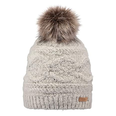 e60e170f1f908 Amazon.com  Barts Antonia Beanie - Cream  Sports   Outdoors