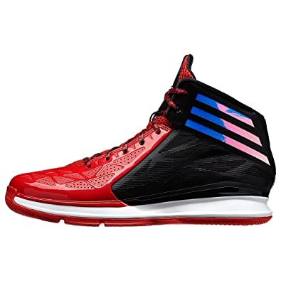 uk availability ec5a1 931d4 adidas Crazy Fast 2G99384 (11.5) BlackRed