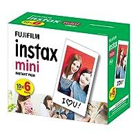 Filme Instax Mini com 60 Fotos, Fujifilm