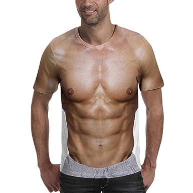 Camisetas Hombre Originales 3D 2019 Nuevo SHOBDW Casual Moda ...