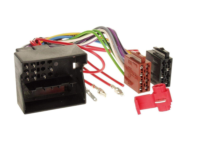 caraudio24 Pioneer MVH-S510BT AUX MP3 USB Bluetooth Autoradio f/ür Mercedes Vito Viano W639 06-14