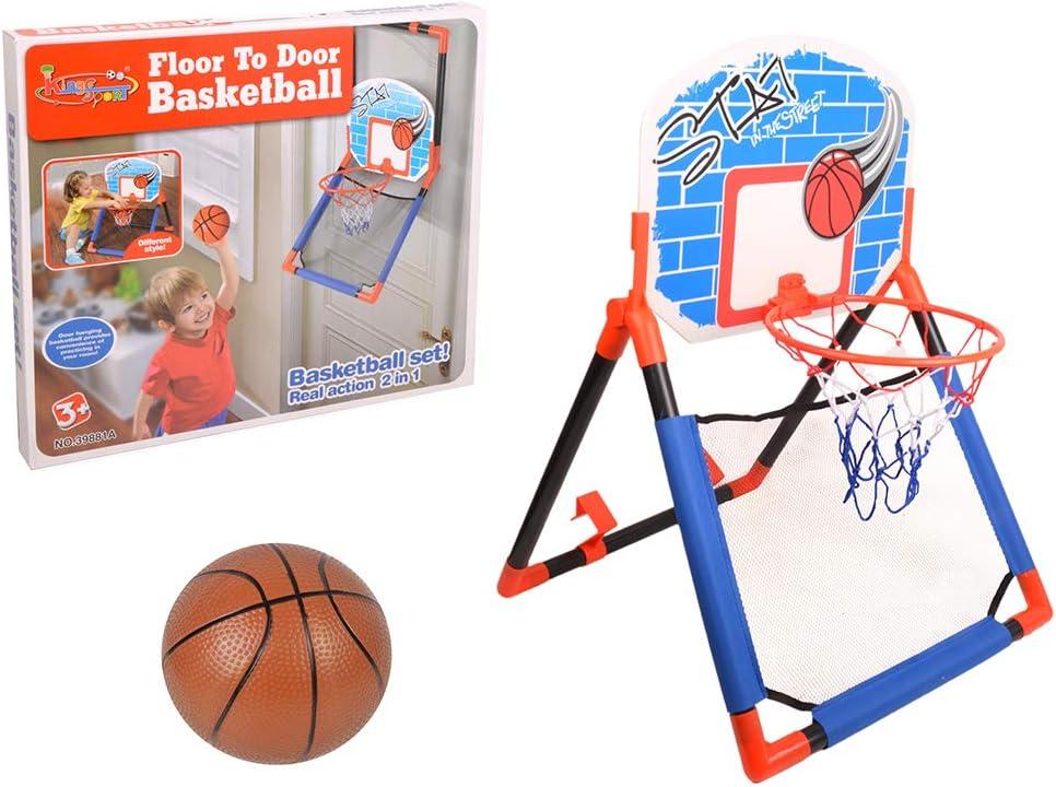 HH Poland K129585 - Canasta de Baloncesto para habitación Infantil ...