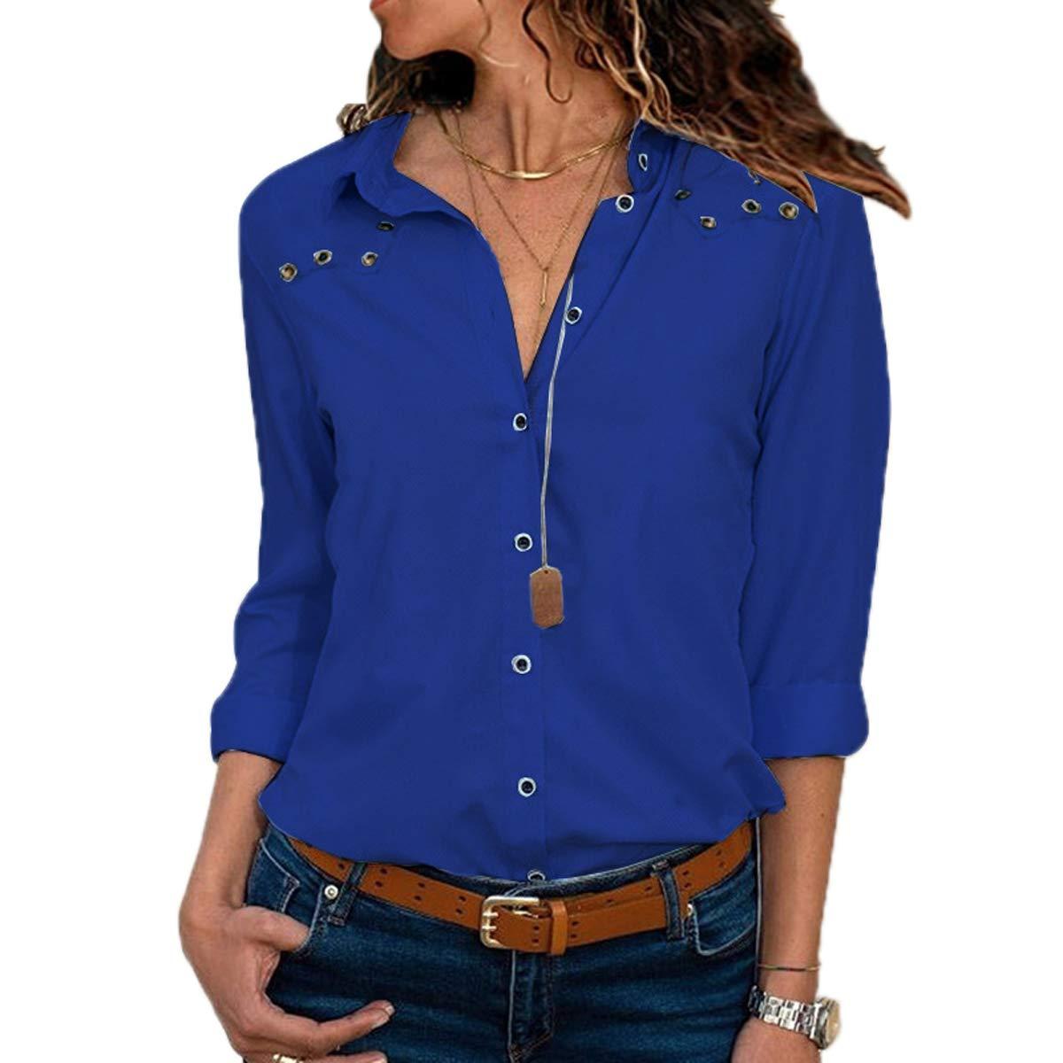 the best attitude d96a7 70d1d I piu votati nella categoria Bluse e camicie da donna ...