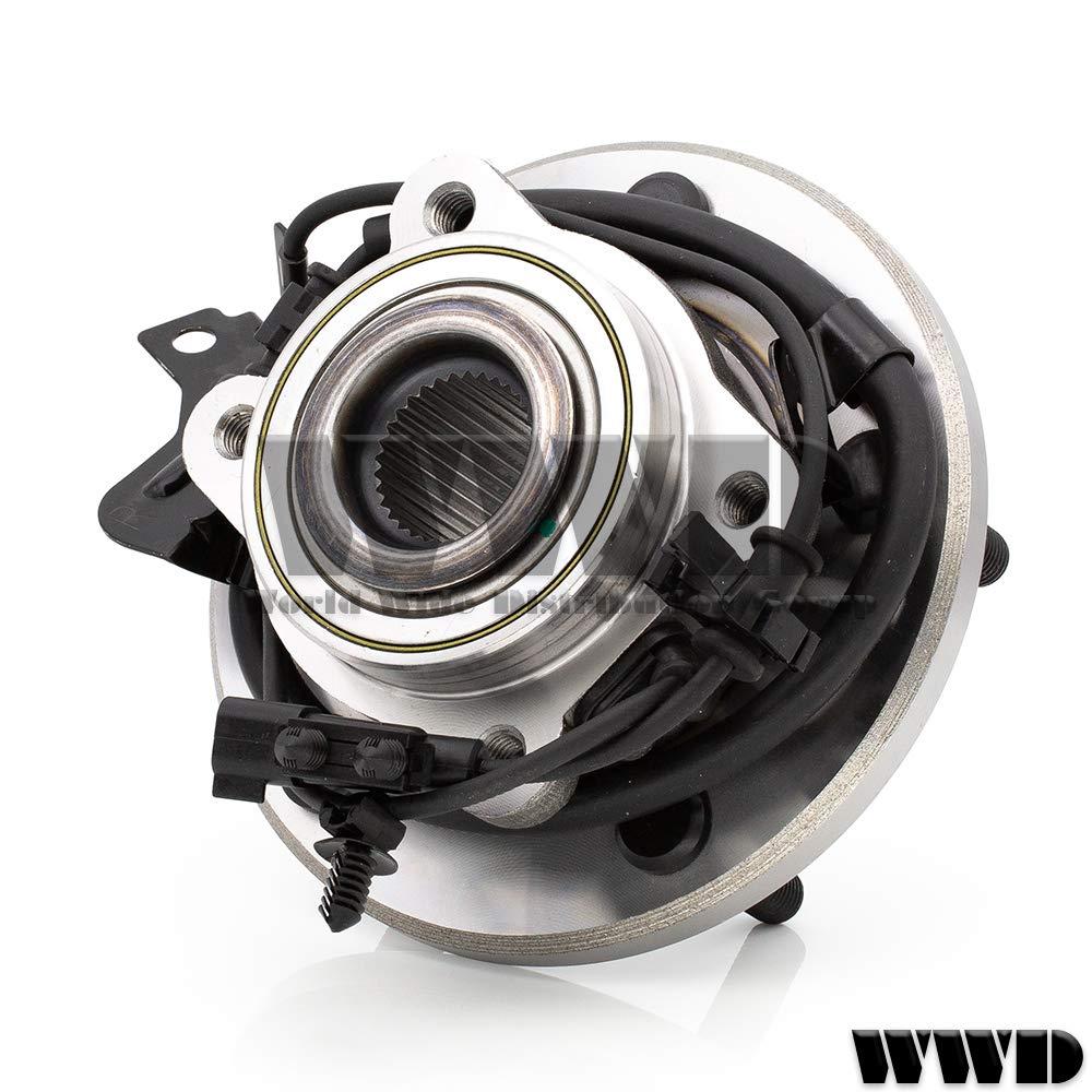 WWD HA590361 Rear Passenger Wheel Hub Bearing For Journey ProMaster 1500 2500 3500