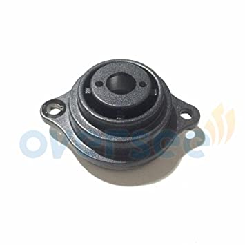 OVERSEE Outboard Engine Parts Cap Lower Casing 6E0 45361 01 4D For 4HP 5HP Yamaha Motors Spare Part Kits