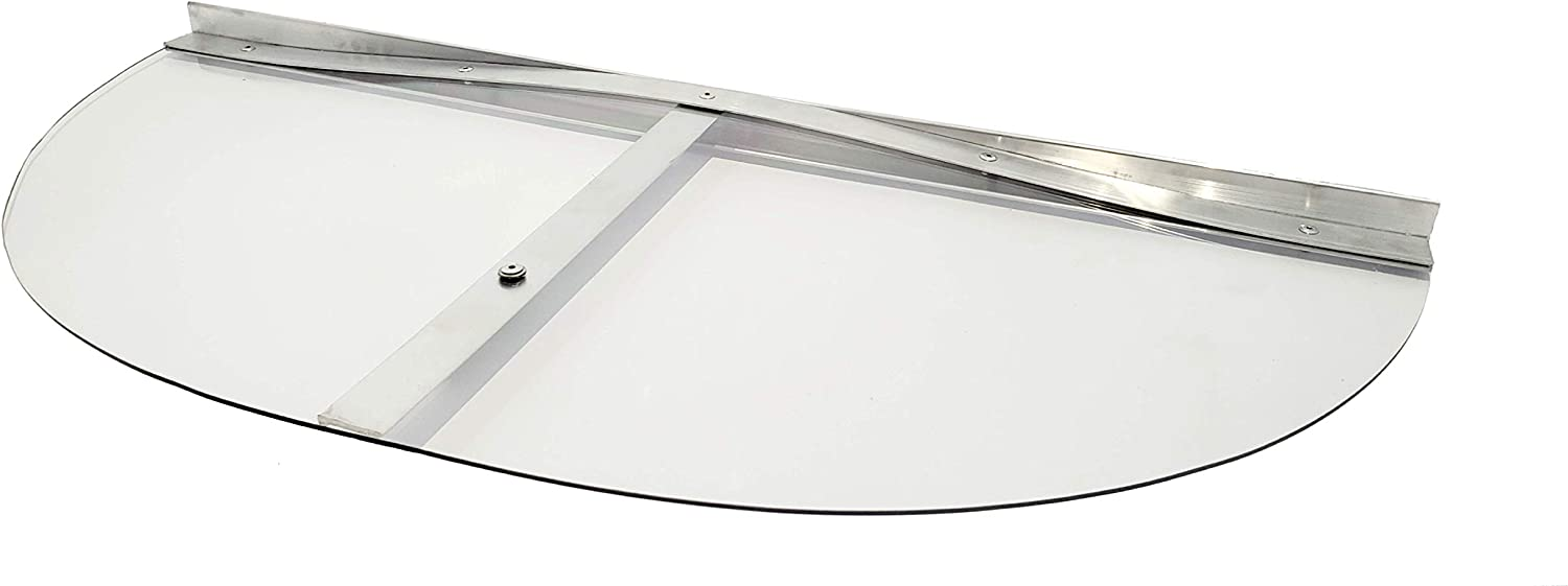 Cheap window well cover- Elongate & Clear Polycarbonate well covers