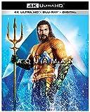 Aquaman (Bilingual) [4K UHD + Blu-ray + Digital]