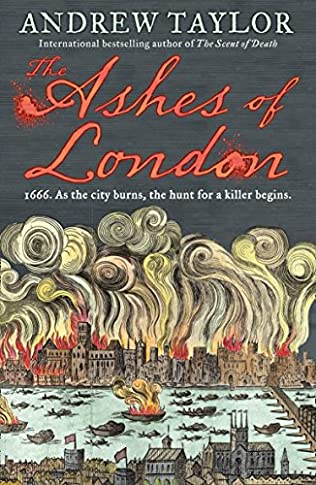 book cover of Ashes of London