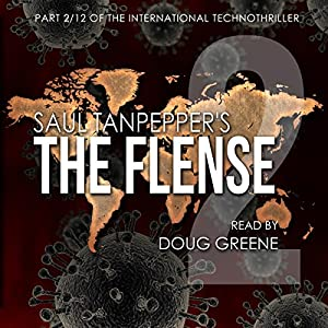 The Flense: China, Book 2 Audiobook
