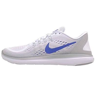 new concept 06ab6 24ed5 Amazon.com   Nike Women s Flex 2017 Rn Running Shoe (6 B(M) US)   Fashion  Sneakers
