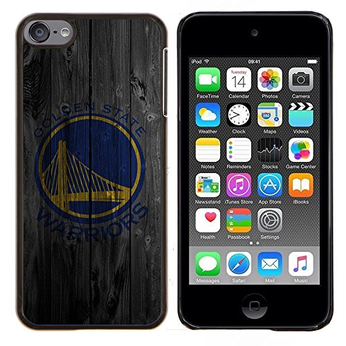 - Golden Warriors Sports Team/ Hard Snap On Cell Phone (Sports Ipod Covers)