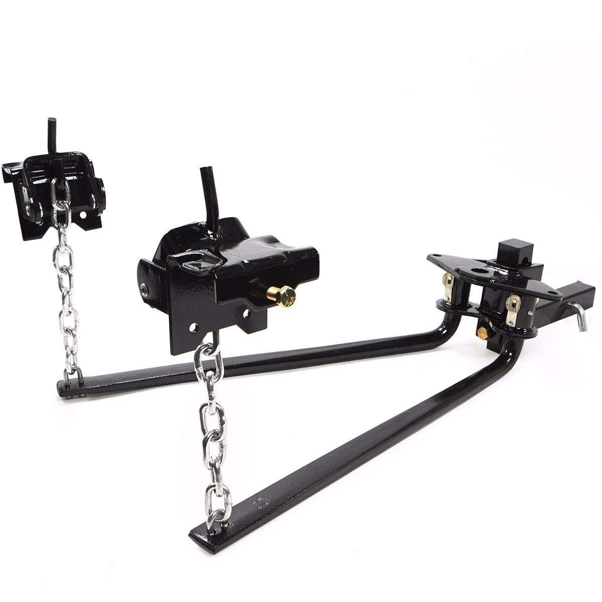 9TRADING Weight Distribution Equalizer sway Control Trailer Towing Hitch bar 10000 lb New